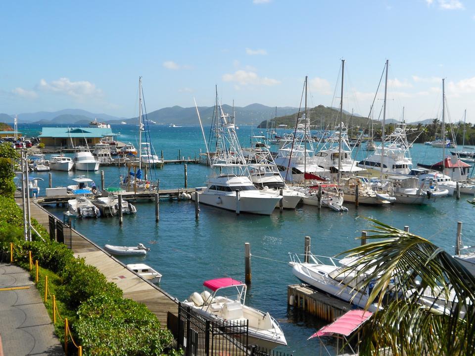 American Yacht Harbor Marina, U.S. Virgin Islands