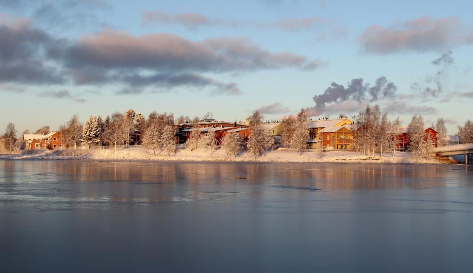 Pikisaari、オウルフィンランド