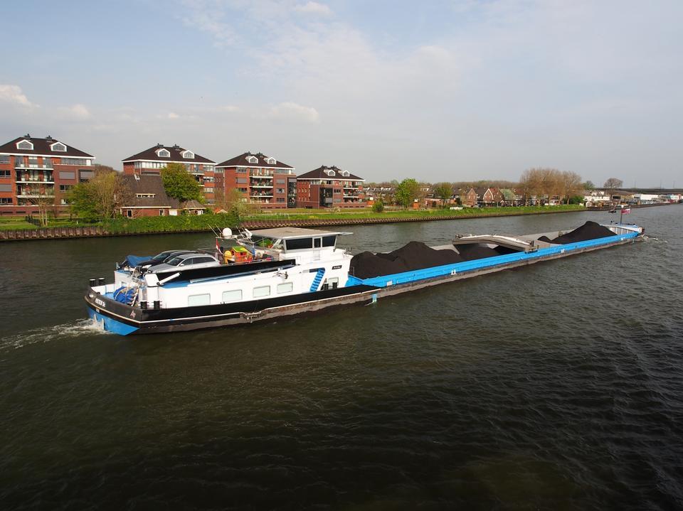 Amsterdam - canal Rhin