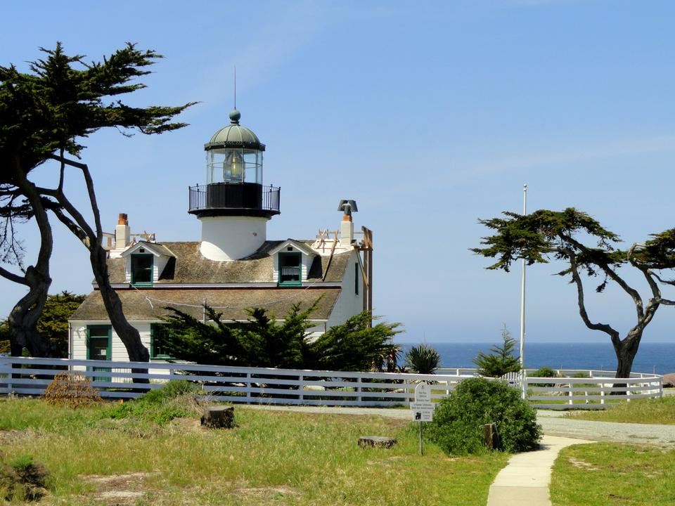 Point Pinos Lighthouse Museum, Pacific Grove, California