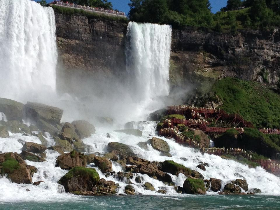 Cave of the Winds Tours   Niagara Falls State Park
