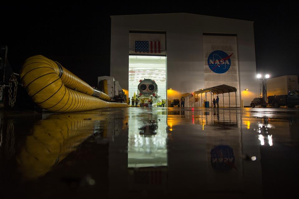 Antares Rocket Внедрение