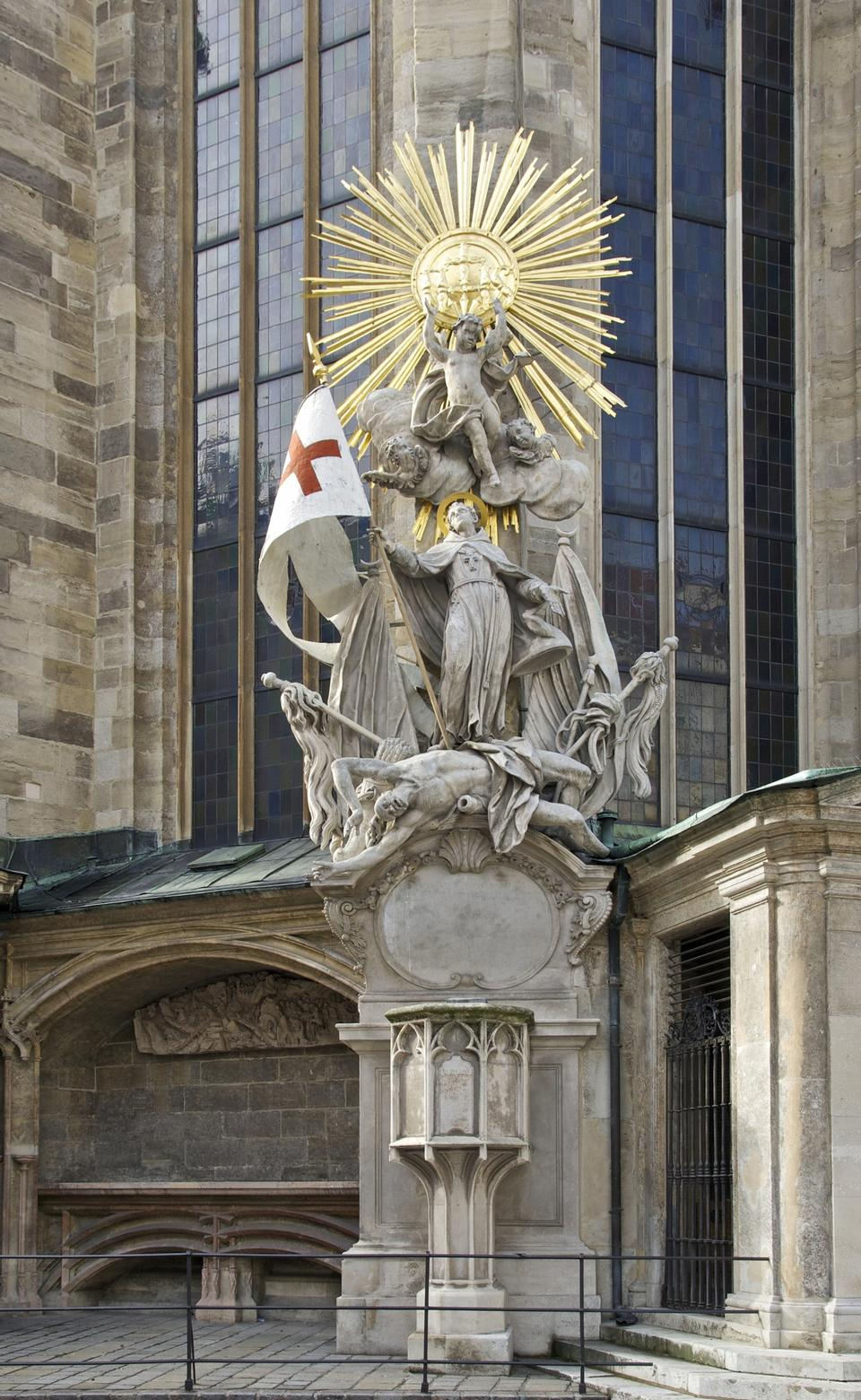 Saint John of Capistrano in Vienna, Austria