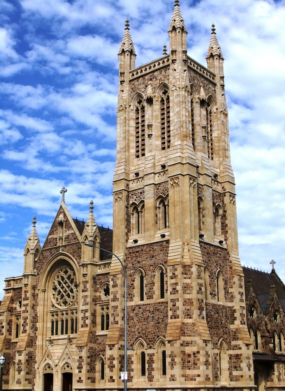 Roman Catholic Cathedral of Saint Francis Xavier in Adelaide