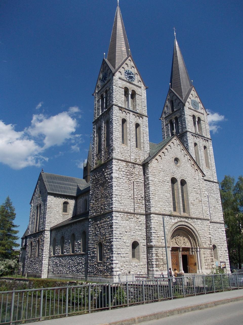 Святой Варфоломей Церковь в Словении
