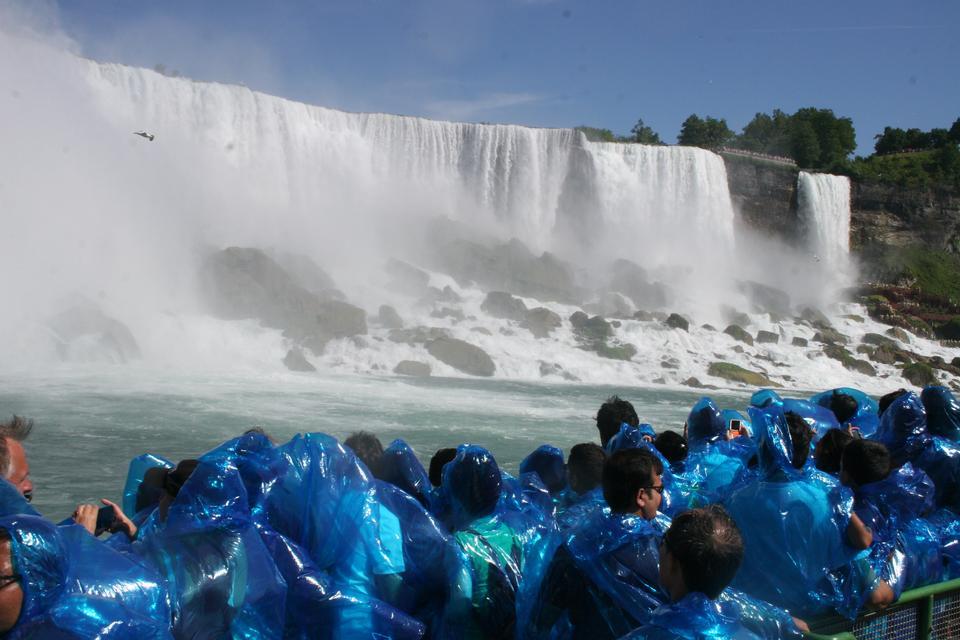 Cascate del Niagara, e Maid of the Mist Riders Tour