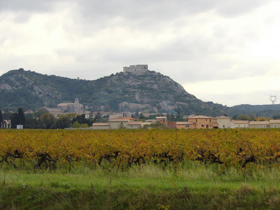 圣维克托拉科斯特镇在法国