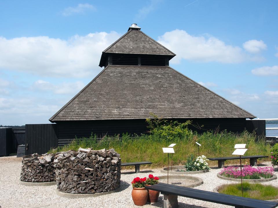 Mariager Saltcenter在丹麦