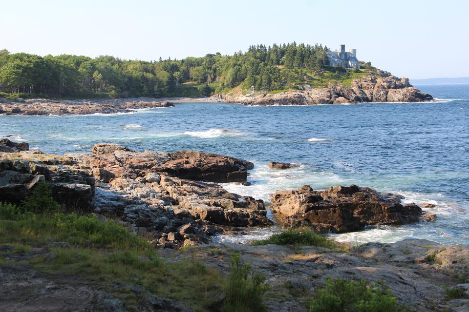 Schooner Head, Acadia National Park, Maine