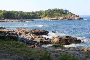 Download grátis imagem de alta resolução - Schooner Head, Acadia National Park, Maine