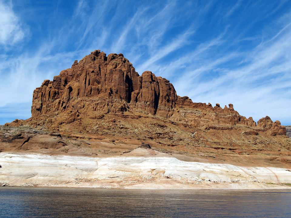 Area Lago Powell Glen Canyon Recreation Pagina Arizona