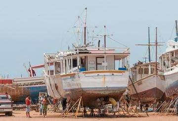 Descarga gratis la imagen de alta resolución - Astilleros isla Margarita
