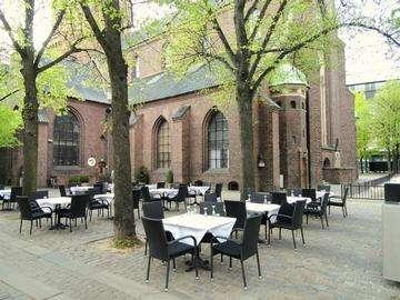 Download grátis imagem de alta resolução - Sankt Nicolai Kirke, Copenhaga, Dinamarca