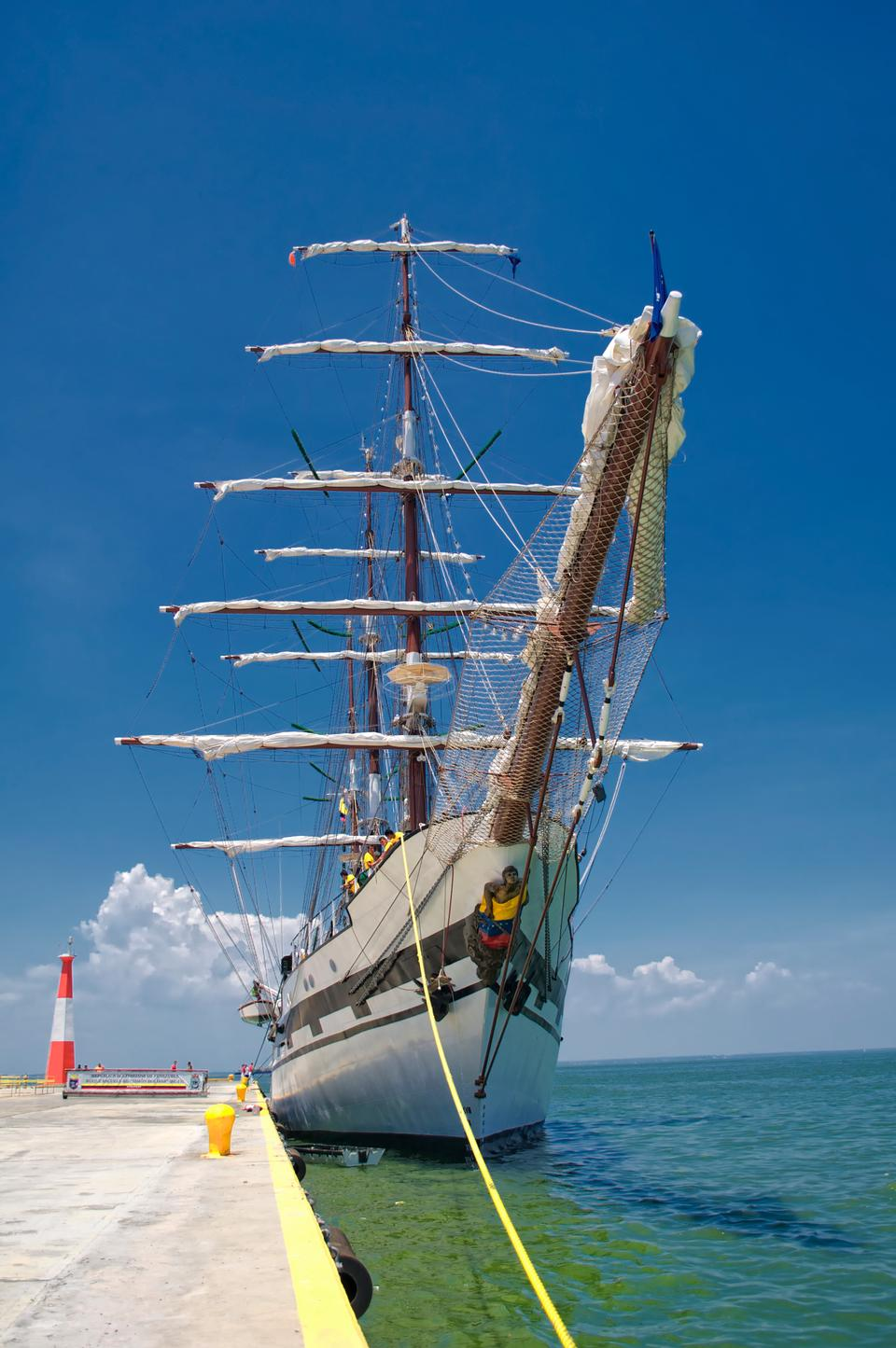 Simon Bolivar Ship