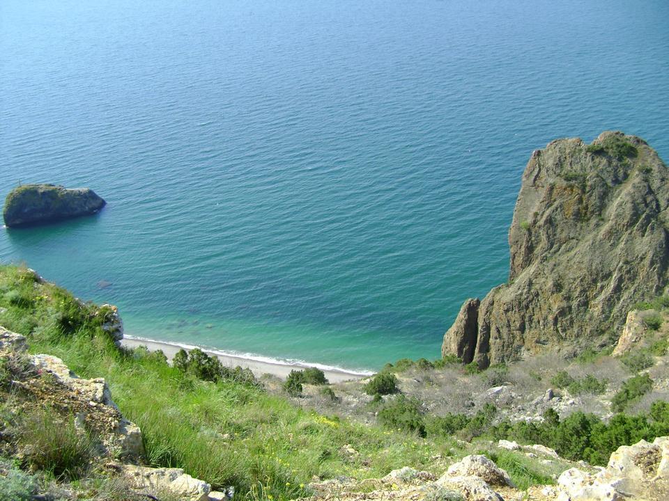 Fiolent Peninsula, Crimea