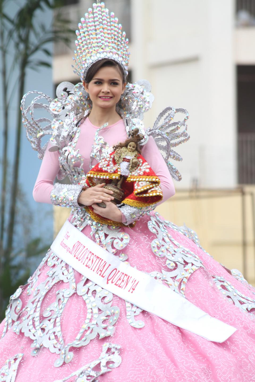 Sinulog Santo Nino Parade a Cebu City, Filippine