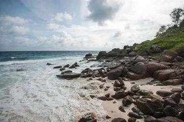 Download grátis imagem de alta resolução - Takamaka praia, ilha de Mahe, Seychelles