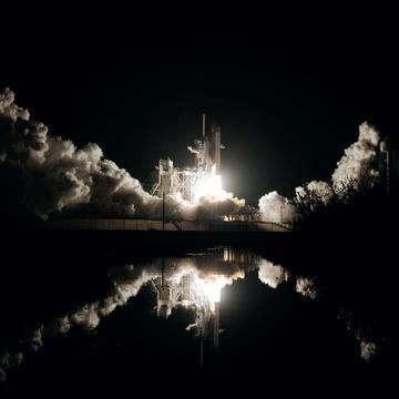 Download grátis imagem de alta resolução - Early Morning Lançamento do vaivém espacial