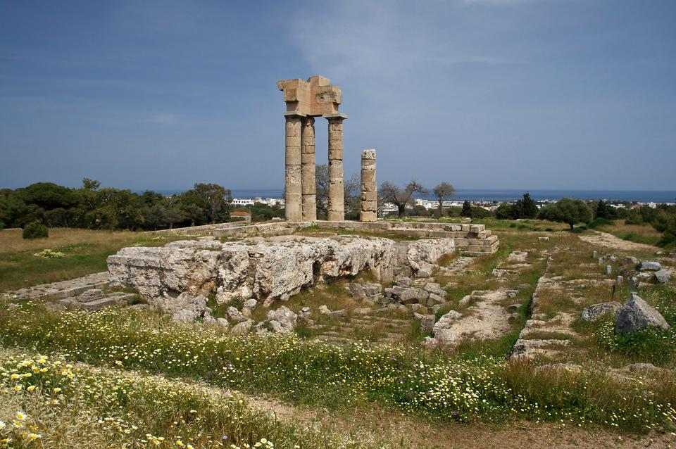 Temple of Apollo Sosianus is a Roman temple