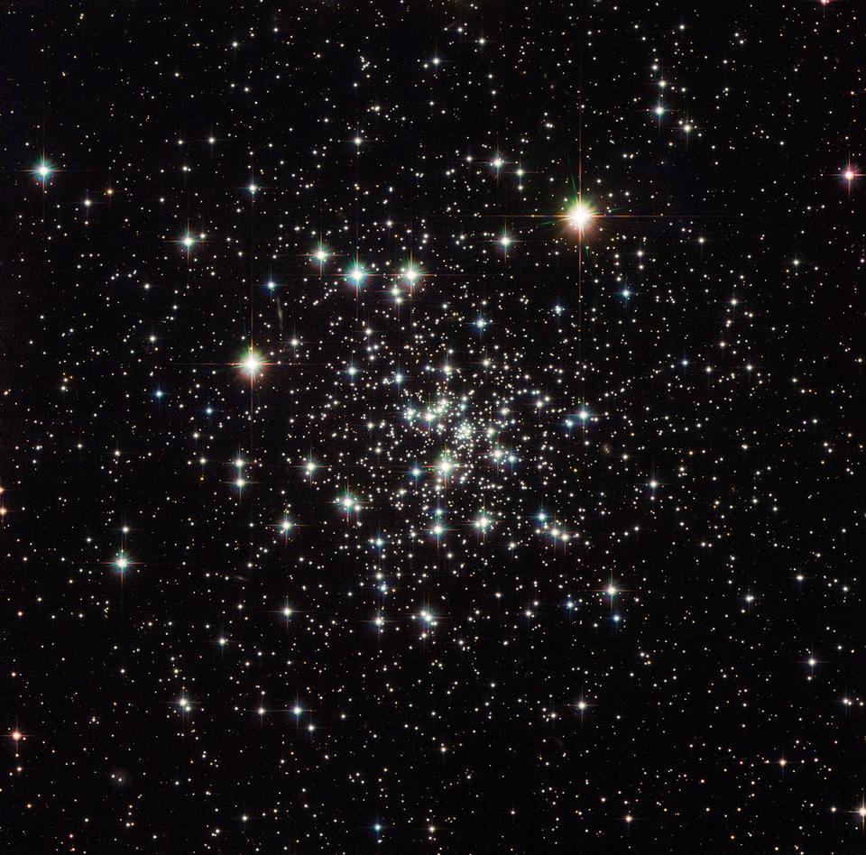 古老的球狀星團