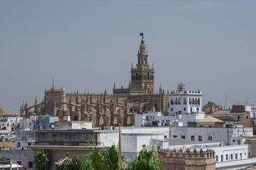 Descarga gratis la imagen de alta resolución - La Giralda de Sevilla, Andalucía, España