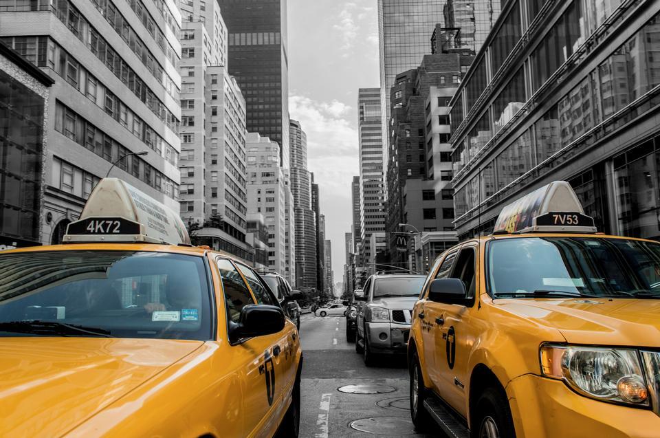 ニューヨークイエローキャブ