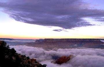 Download grátis imagem de alta resolução - Grand Canyon durante o nascer do sol