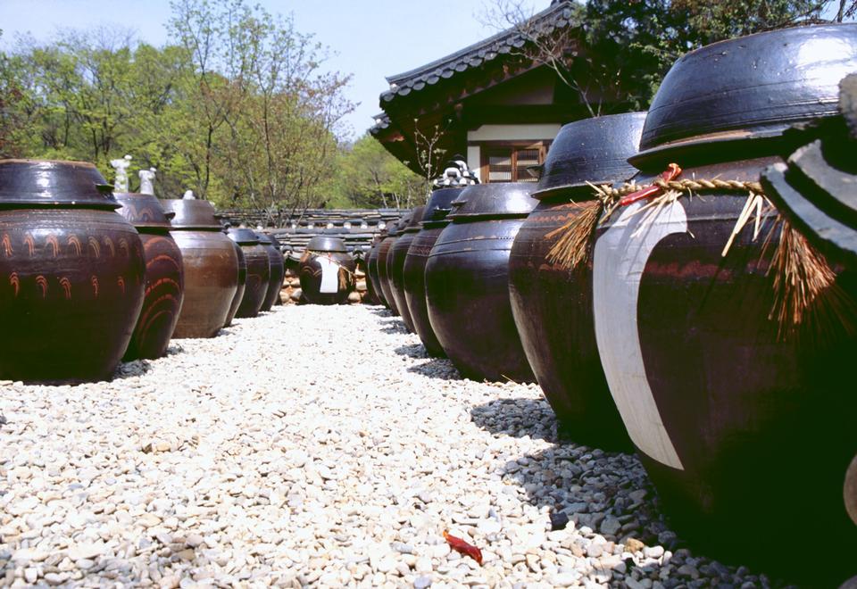 キムチ鍋、韓国ソウル