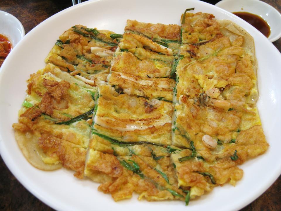 pajeon, korean pancake