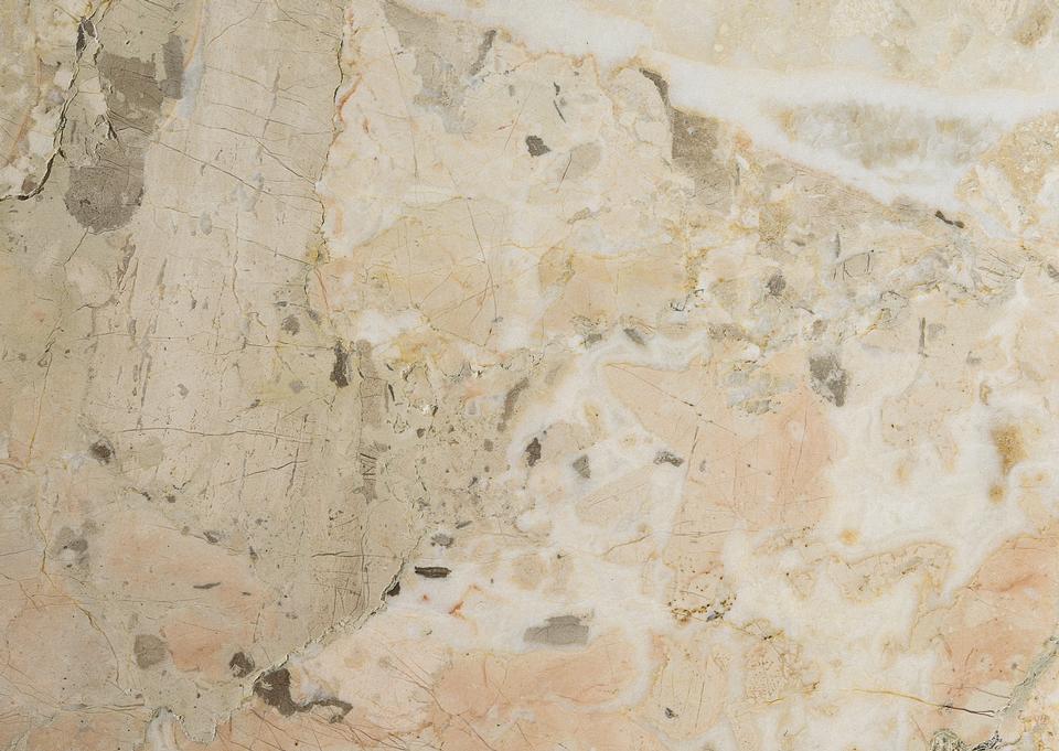 ベージュ大理石のテクスチャの背景