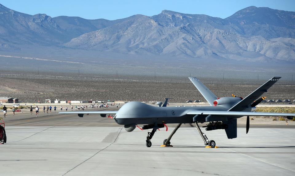 Reaper drones