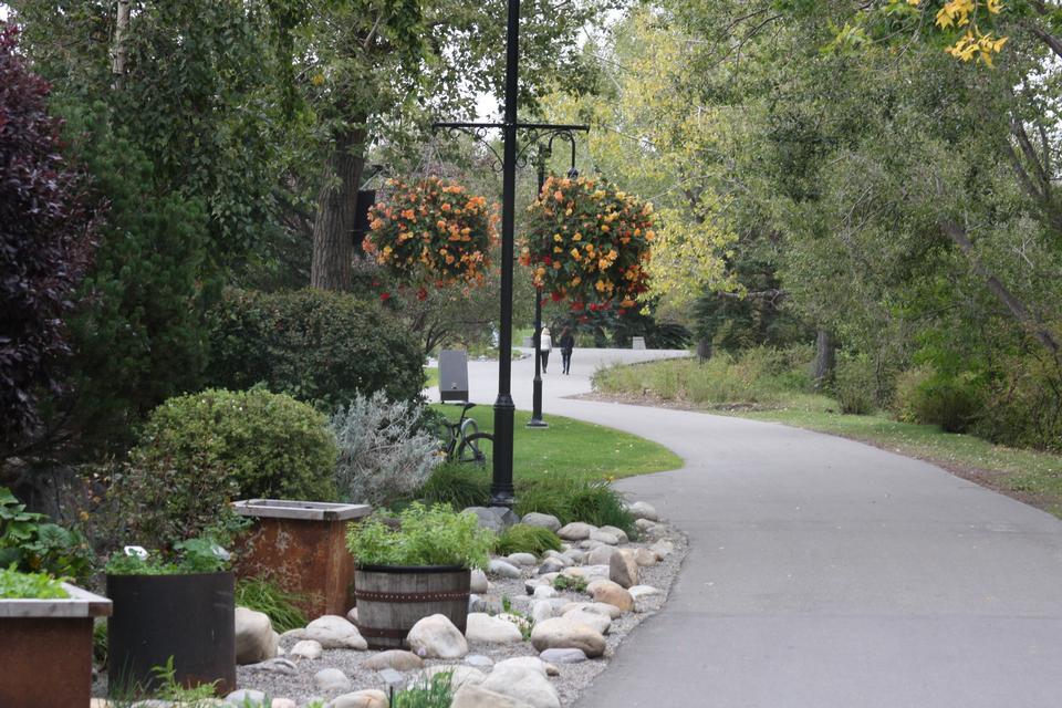 Prince's Island Park in Calgary