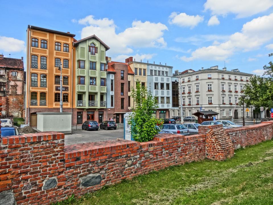ポーランドのビドゴシチ市