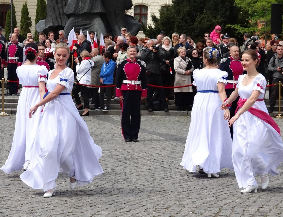 在波兰国家及公众假期波兰民间集体