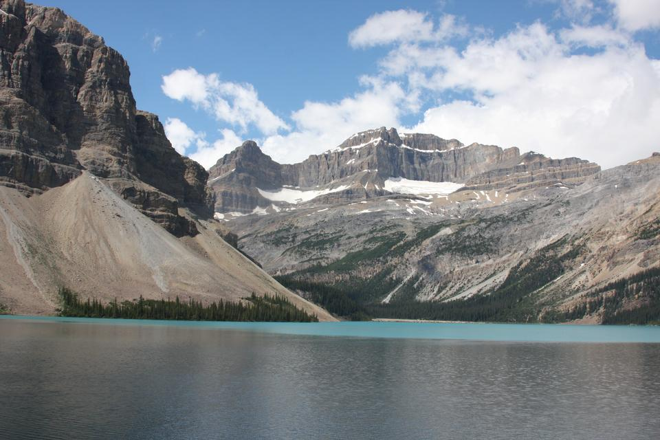 Lago Esmeralda, Parque Nacional Yoho, Canadá
