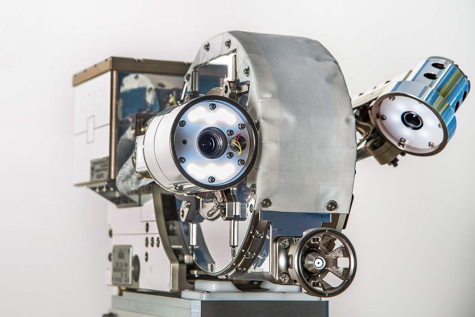 机器人的眼睛