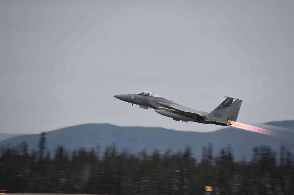 F-15Cイーグル