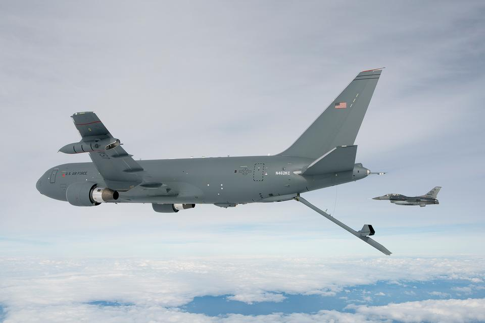 The KC-46A Pegasus