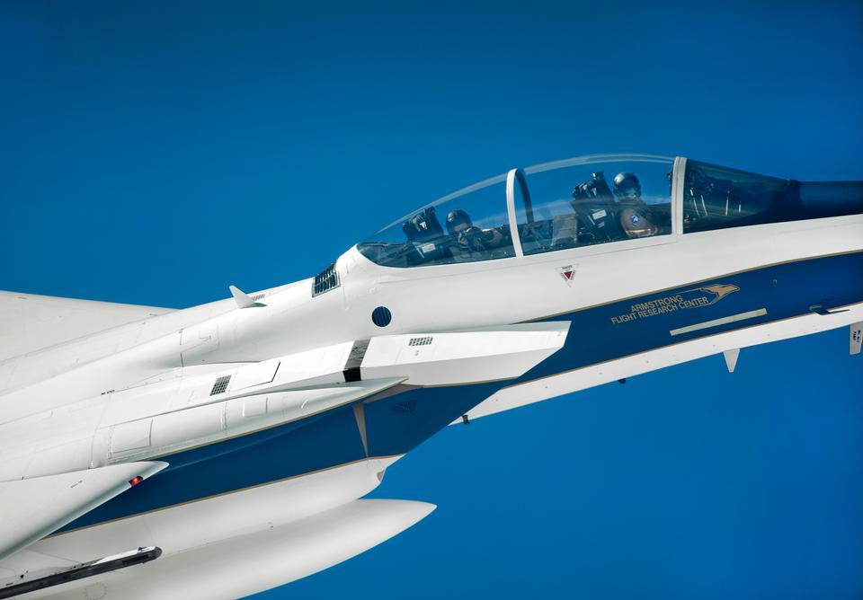 F-15Dイーグル