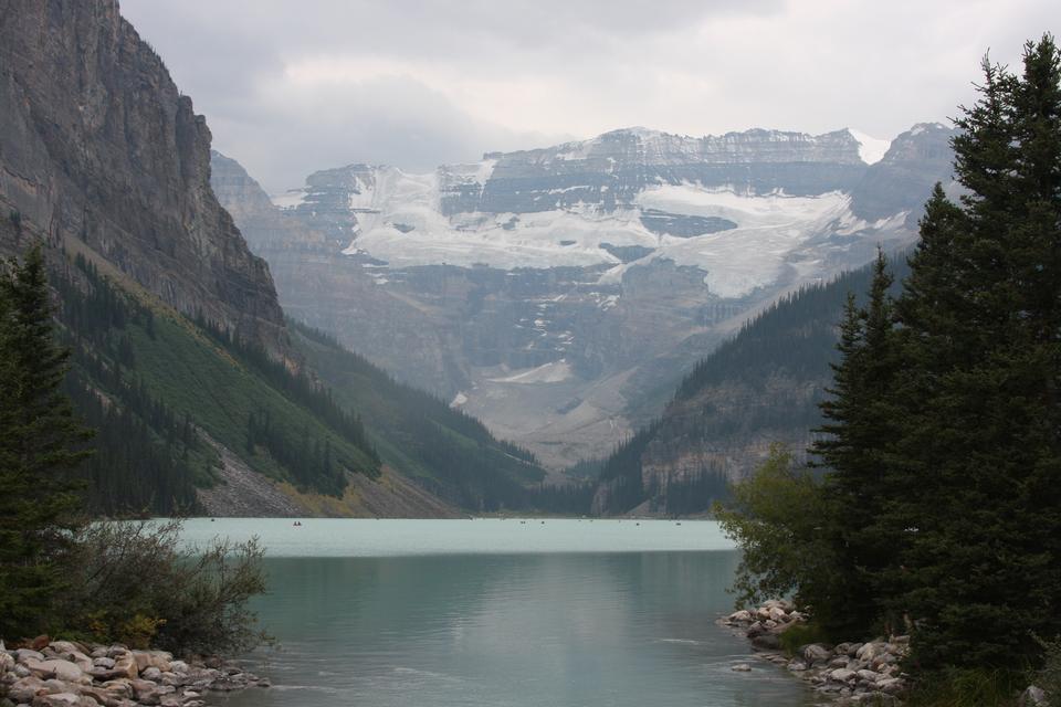 湖loiuse,加拿大