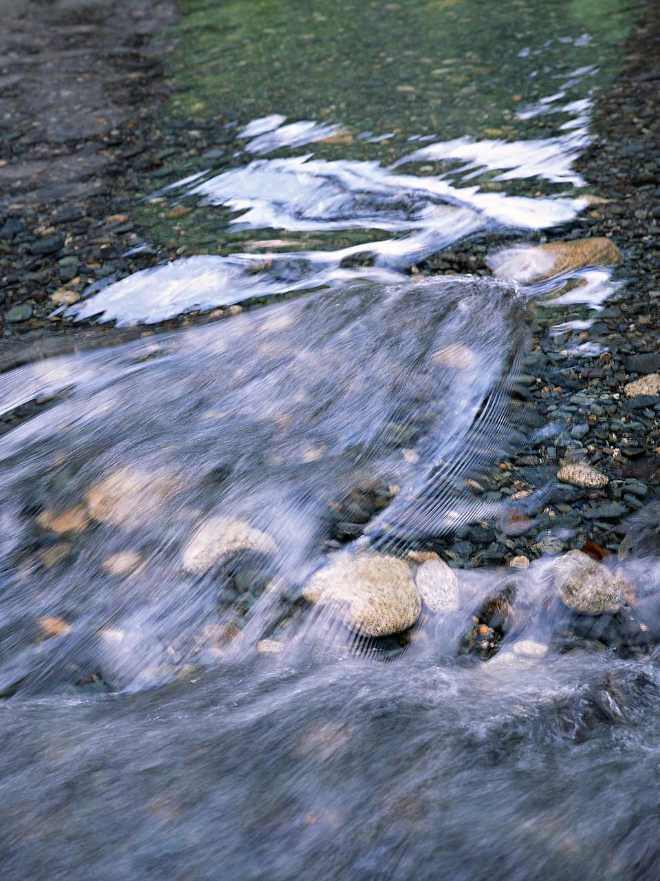 Flow stream