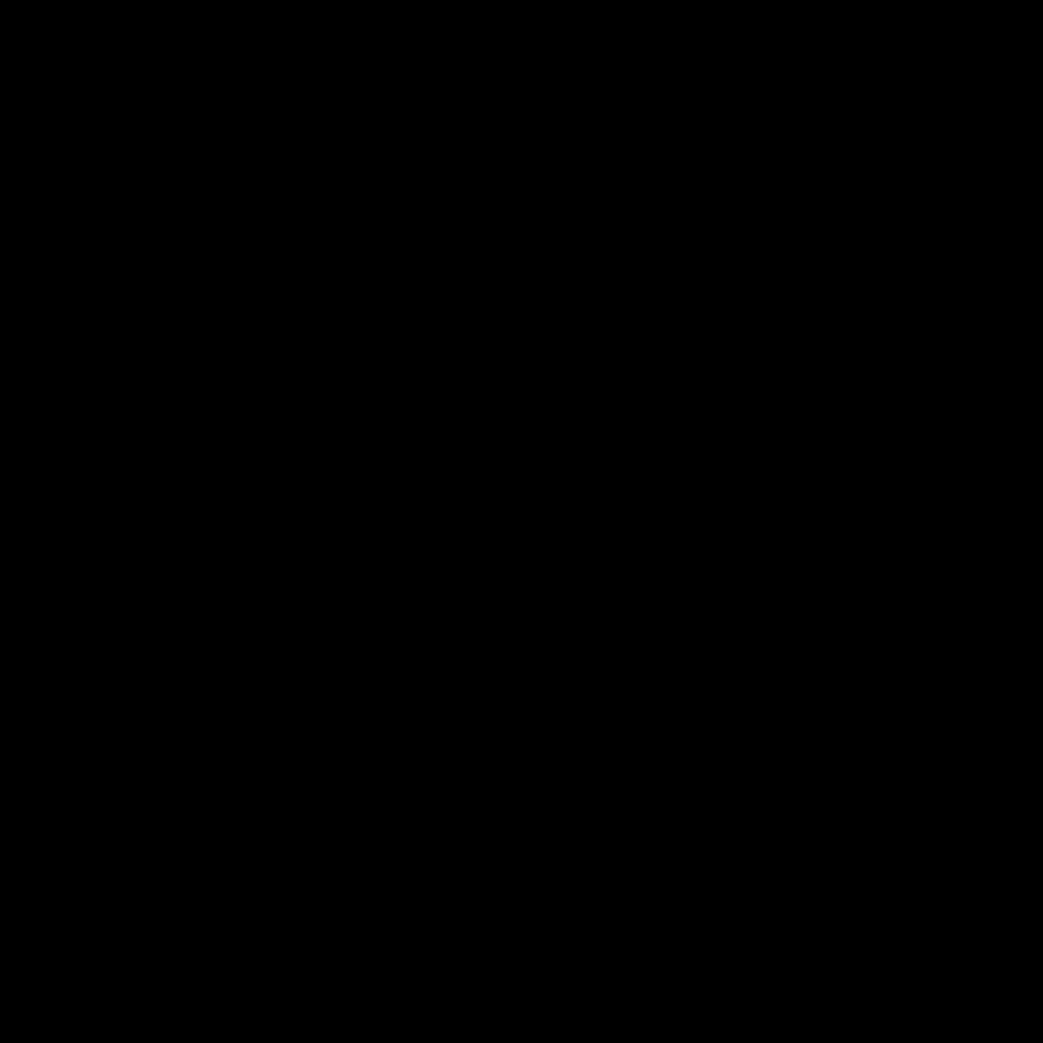 白い背景で隔離黒猫