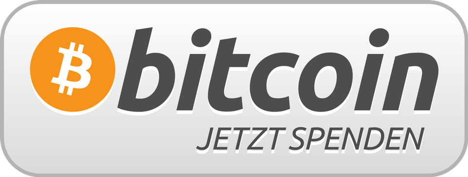 Flat icon Bitcoins