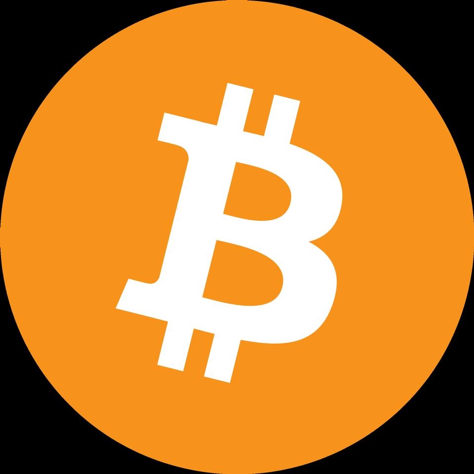 Flat icon Bitcoins
