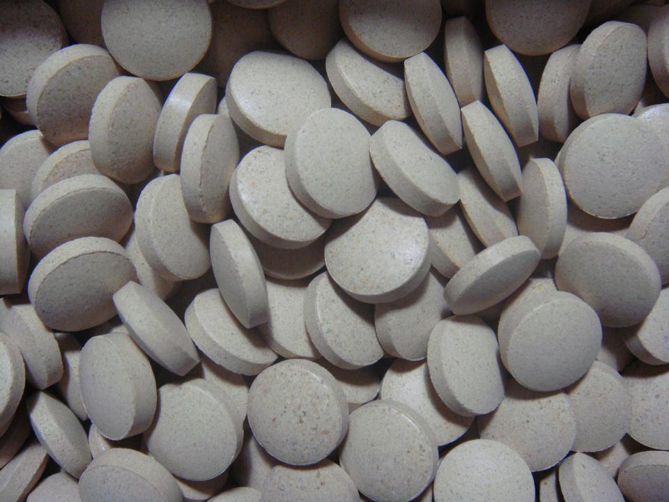 Las tabletas de levadura