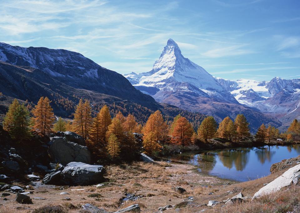 马特宏峰瑞士