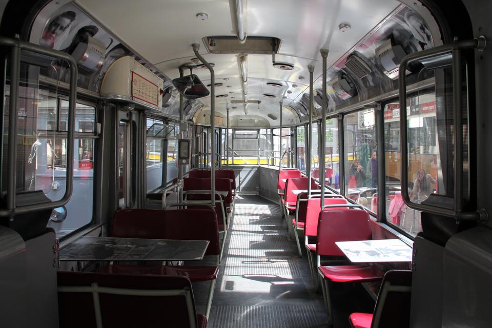 復古電車在荷蘭