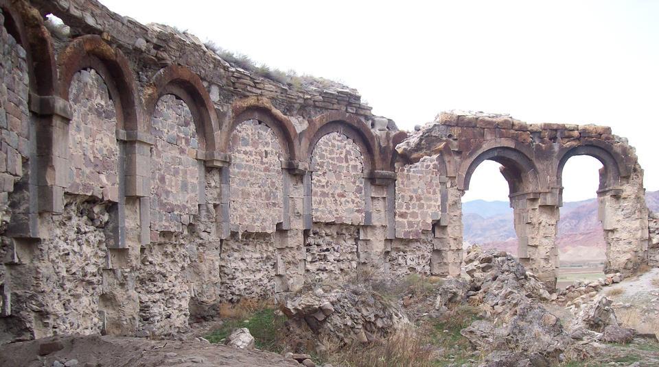 彼岸花大教堂在土耳其