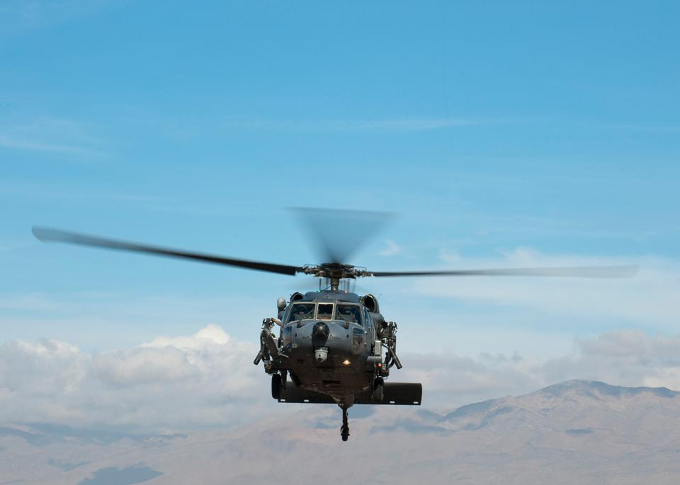 HH-60G Pave Hawk Helicopter