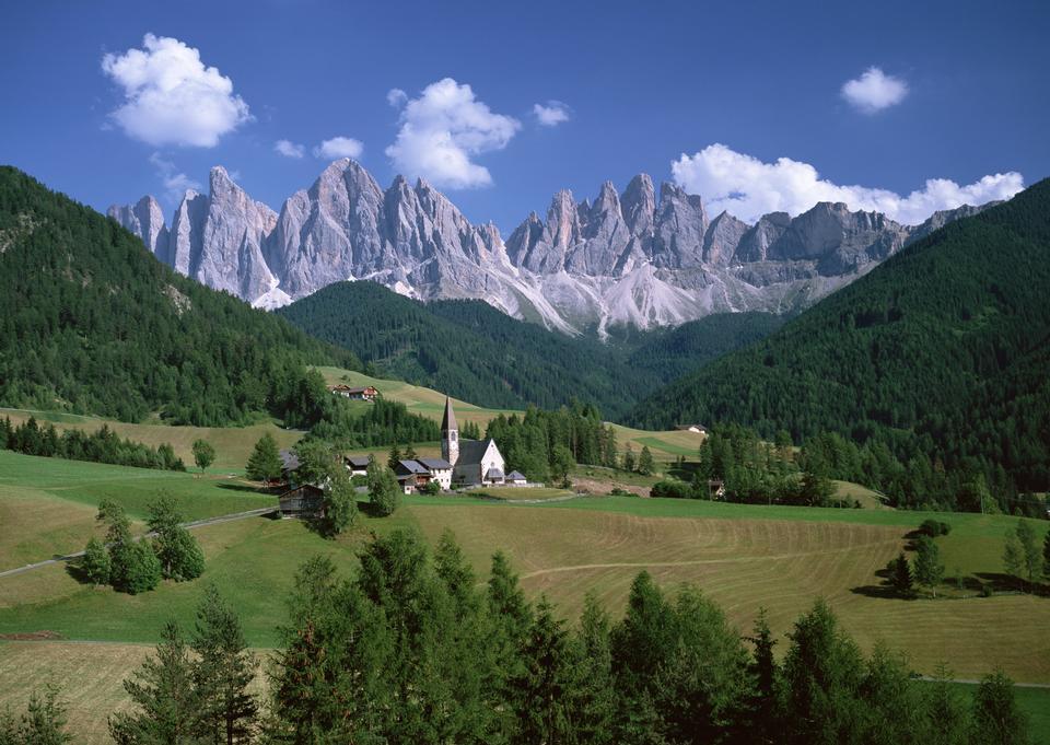Grindenwald村 - 瑞士